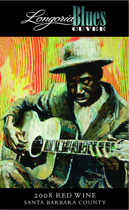 """Delta Blues Man"" 2007-2008"