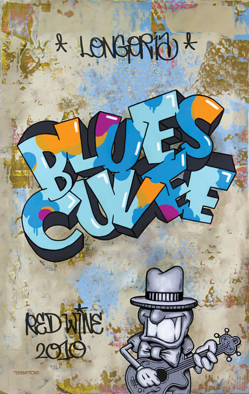 """Blues Graffiti"" 2009-2010"